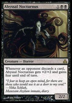 Nocturnus Abissal / Abyssal Nocturnus
