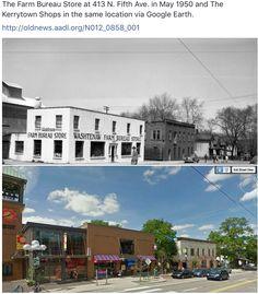 Ann Arbor Ann Arbor, Earth, Mansions, Street, House Styles, Home Decor, Decoration Home, Manor Houses, Room Decor