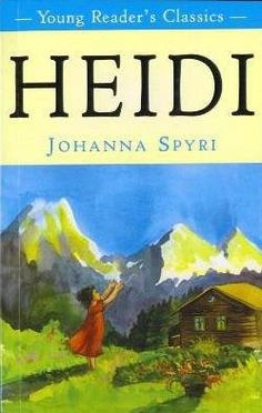 I loved Heidi when I was a kid. There was one movie I really loved, I think it was from the 60's.