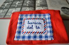 Bonico del tó vichy azul via Lady Dilema. Click on the image to see more!