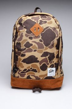 Drifter Bags Back Country Pack Bag