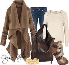 Fall Outfit Comfy = the best