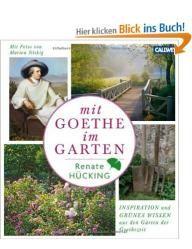 Deutscher Gartenbuchpreis 2014 Prämierungen auf Schloß Dennenlohe  u. a. Renate Hücking Mit Goethe im Garten