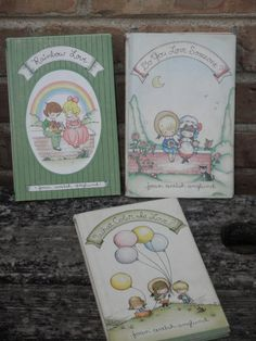 LOVE Collection of Vintage Joan Walsh Anglund by YettiTreasures, $15.00