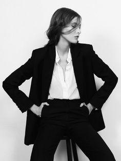www.madison-to-melrose.com  A classic blazer