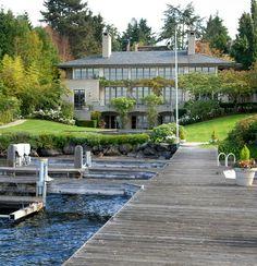 Fifty Shades - Puget Sound House - Christian & Ana's Home