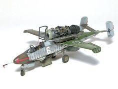 Heinkel He-162 1:32 scale