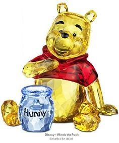 Swarovski Winnie the Pooh Bear