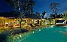 Villa Bali Asri (No. 8) where we had the first part of our honeymoon. 9 days of complete heaven.