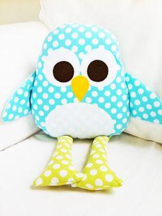 Pinguim em tecido