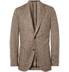 Richard James Spirit Slim-Fit Wool and Silk-Blend Blazer | MR PORTER