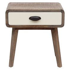 Bring contrast and Scandi style into your bedroom with the practical and adorable Ludvika Bedside Table from Hudson Furniture. Hudson Furniture, Scandi Style, Bedside, Bedroom, Table, Contrast, Home Decor, Decoration Home, Room Decor