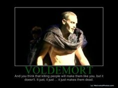 Poor Voldemort...A Very Potter Musical
