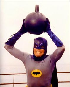 Bombs Away! Batman, 1966