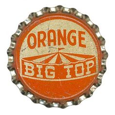 Big Top Orange by Neato Coolville