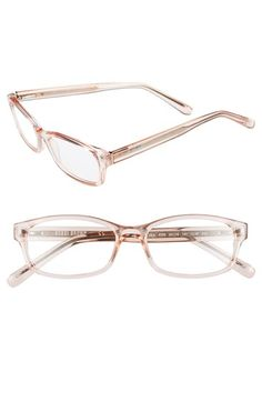 d28453766d Bobbi Brown  The Chelsea  52mm Reading Glasses available at  Nordstrom  Brown Glasses