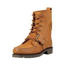 Mens Ranger Boot by Polo Ralph Lauren - Tan