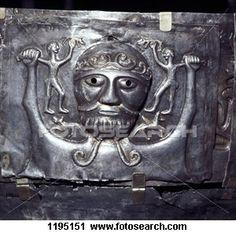 Ancient celtic ritual artifact5