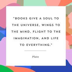 "ebookfriendly: "" Plato #books #quote http://ebks.to/2bDkgWl """