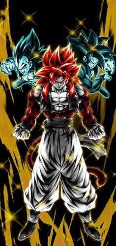 Manga Anime, Anime Art, Gogeta E Vegito, Saga Dragon Ball, Epic Characters, Artwork, Son Goku, Pit Bulls, Anime Girls
