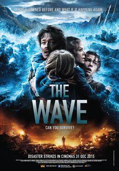 「THE WAVE」製作国:ノルウェー 上映時間:105分 製作年:2015年 監督:ローアル・ユートハウグ 脚本:ジョン・カレー・ラーク / ハロルド・ローゼンロウ・イグ キャスト: クリストファー・ジョナー / トーマス・ボー・ラーセン / アーネ・ダール・トルプ 等
