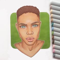 Teenage Drawings, Drawings Of Black Girls, Teen Art, Dope Cartoon Art, Mini Canvas Art, Afro Art, Human Art, Dope Art, Portraits