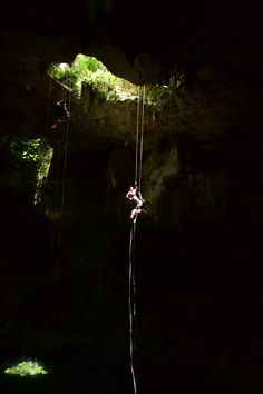 Photo : Ek Balam -Cenote
