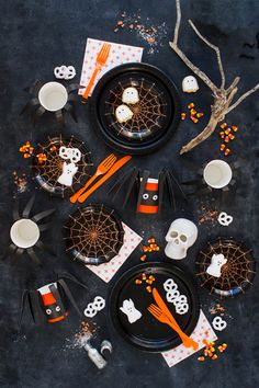 Halloween Party Supplies (Oh Happy Day!)- Halloween Party Supplies (Oh Happy Day! Cute Halloween Costumes, Halloween Birthday, Halloween Party Decor, Halloween House, Holidays Halloween, Spooky Halloween, Halloween Crafts, Happy Halloween, Pink Halloween