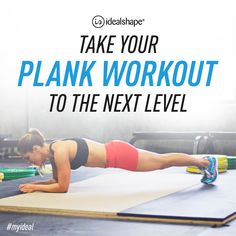 #Planks work wonders for the body - Here's how to do them with proper form (plus 3 variations you can try)!