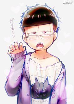 I love Ichimatsu (Osomatsu-San) Otaku, Onii San, Osomatsu San Doujinshi, Sans Cute, Ichimatsu, Cartoon Games, Hot Anime Guys, My Escape, Hetalia