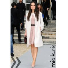 Discover the latest fashion trends and accessories, plus expert fashion advice on how to wear them Star Fashion, Fashion Beauty, Mila Kunis, Celebs, Celebrities, Who What Wear, Fashion Advice, Latest Fashion Trends, Nice Dresses
