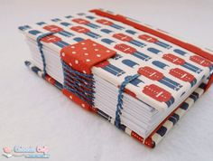 Mini Caderno da Ana Maria