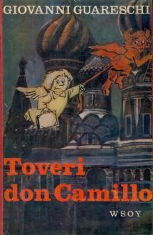 Toveri Don Camillo | Kirjasampo.fi - kirjallisuuden kotisivu