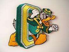 Oregon Ducks Vintage Rare