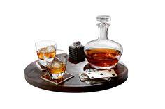 Skvělý dárek pro Vašeho partnera Whiskey Decanter, Crystal Glassware, Scotch Whiskey, Cake Servings, Bourbon, Clear Glass, Tea Pots, Crystals, Scotch Whisky