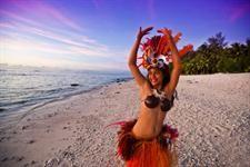 Island Culture = Cook Islands + Pacific Resort