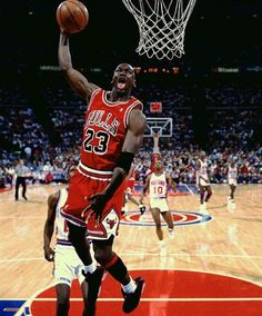 "May 27, 1991 After years of struggling to get past the ""Bad Boys,"" Michael Jordan and the Bulls put the finishing touch on a sweep of the defending NBA champion Pistons in the Eastern Conference Finals on Memorial Day 1991. The Bulls beat the Lakers for Jordan's first championship."