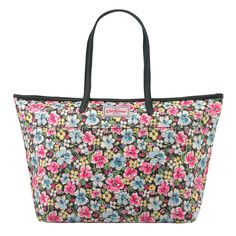 Orchard Blossom Large Trimmed Tote   View All   CathKidston