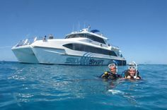 Outer Great Barrier Reef Dive and Snorkel Cruise from Cairns - Lonely Planet