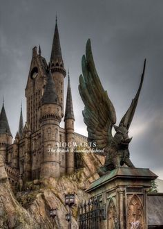 Wizarding Schools | Harry Potter