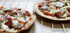 Healthy Thin Crust pizza Blog — Krystle's Corner