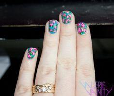 betsey johnson nail tutorial