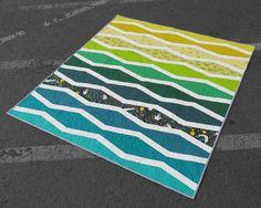 Patterns by Elizabeth Hartman — NEW WAVE pdf quilt pattern
