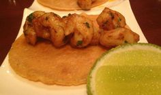 Homemade tortillas and flavorful shrimp help make this one of America's best tacos.