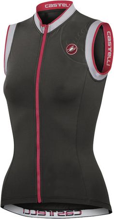 Women s Perla Sleeveless Cycling Jersey - save yourself from the dreaded  tan lines with this great top. 084cfe26a