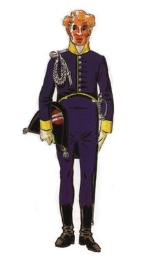 Real Colegio Militar de Palma de Mallorca 1812