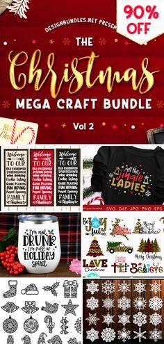 Diy Christmas Crafts To Sell, Christmas Vinyl, Christmas Christmas, Xmas, Christmas Mandala, Cricut Craft Room, Cricut Tutorials, Cricut Creations, Ideas