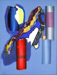 Adam Young - Detalle Artista - Pinturas turcos
