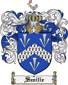 Smilie Coat of Arms Smilie Family Crest Instant Download - for sale, $7.99 at Scubbly