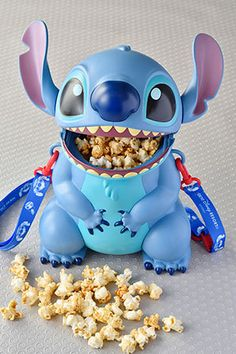 "New Food, Gifts For ""Stitch Encounter"" Launch 